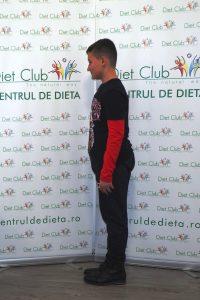 Edi are 12 ani și a reușit să slăbească 19 kg—